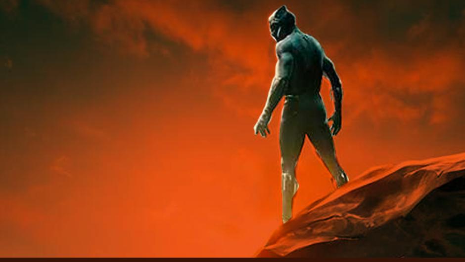 Black Panther'dan yeni poster ve fragman!