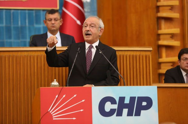 Kılıçdaroğlu: Bunun adı kabile devleti