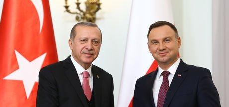 """""""İş adamlarımızı Polonya'ya davet ediyorum"""""""