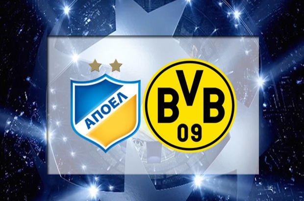 APOEL - Dortmund