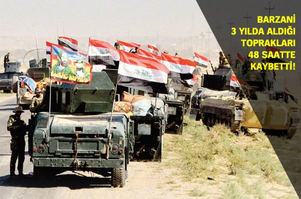 peşmerge Kürt Bölgesel Yönetimi Irak