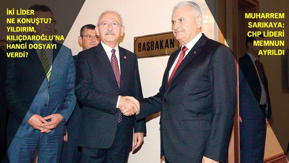 Binali Yıldırım Kemal Kılıçdaroğlu CHP TBMM