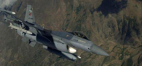 Zap'ta hava harekatı: 5 terörist öldürüldü