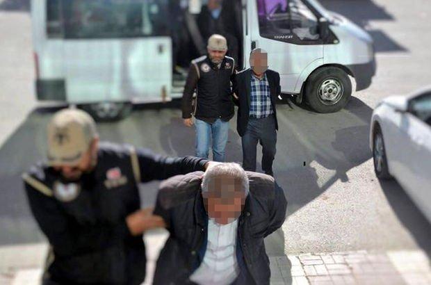 Van'da terör operasyonunda 8 gözaltı