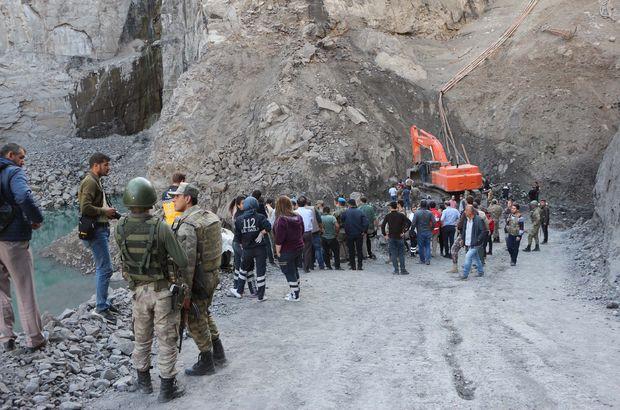 Şırnak'taki maden faciasına 3 gözaltı!