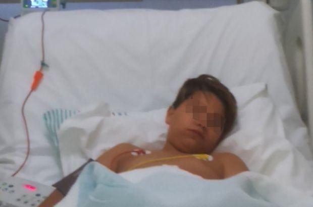 Adana'da sahte rakı içirilen 12 yaşındaki çocuk bulundu