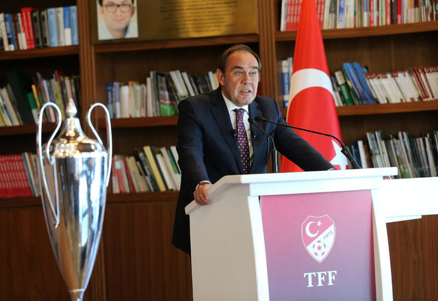 TFF'den hakem isyanı ve video hakem kararı