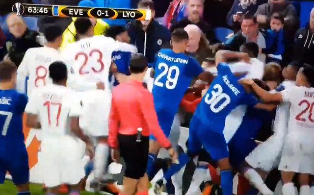 UEFA Avrupa Ligi 3. haftada grup maçları oynandı   TOPLU SONUÇLAR