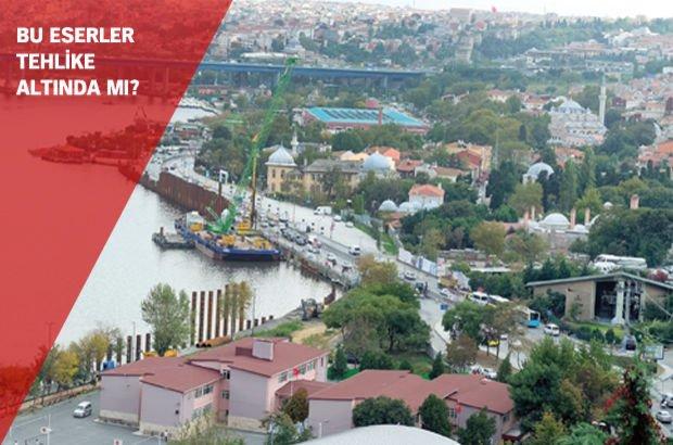 Haliç tramvay hattı  İstanbul İstanbul Büyükşehir Belediyesi