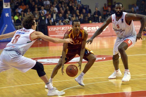 Reggio Emilia: 74-Galatasaray Odeabank: 71