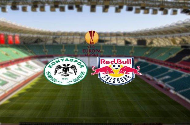 Konyaspor-Salzburg