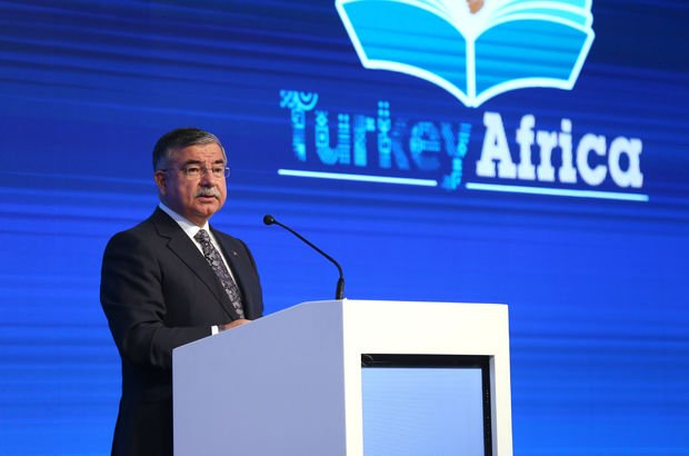 Türkiye-Afrika Eğitim Bakanları Konferansı