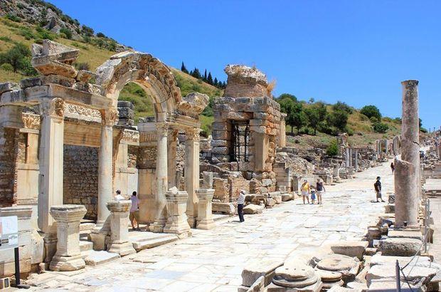 Efes Antik Kenti'ni denizle buluşturacak proje