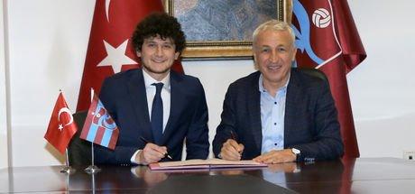 Trabzonspor, Cafer Tosun'un sözleşmesini 2020 yılına kadar uzattı