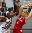 FIBA Kadınlar Avrupa Kupası A Grubu ikinci maçında Beşiktaş, sahasında Yunan temsilcisi Olympiakos