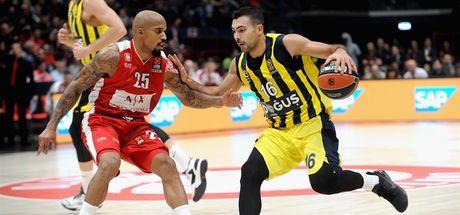 AX Armani Exchange Olimpia Milan: 86 - Fenerbahçe Doğuş: 92