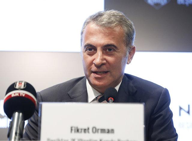 Fikret Orman, Cenk Tosun'un transferine devre arasında izin vermeyecek - Beşiktaş transfer haberleri