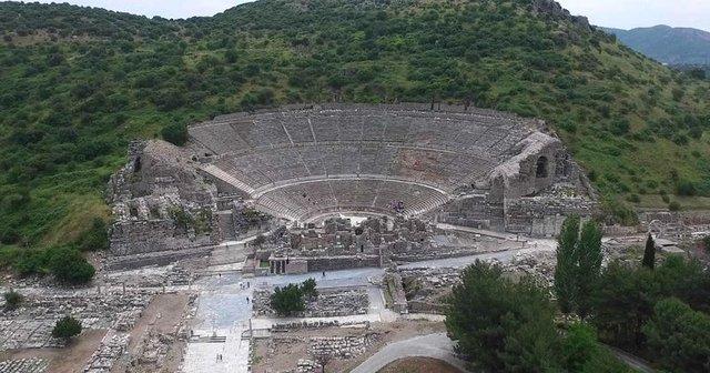 Efes Antik Kenti kanal ihalesinde son durum