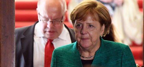 """Almanya Başbakanı Merkel, AB zirvesinde """"Türkiye ile müzakereler kesilsin"""" demedi"""