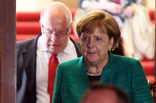 Almanya Başbakanı Merkel, AB zirvesinde