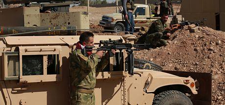 Kerkük-Erbil yolunda çatışma çıktı!