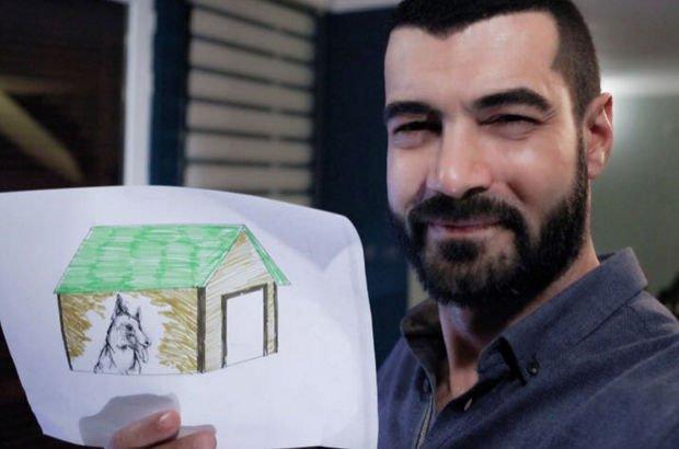Murat Ünalmış Kaz Dağları'nda ev inşa edecek