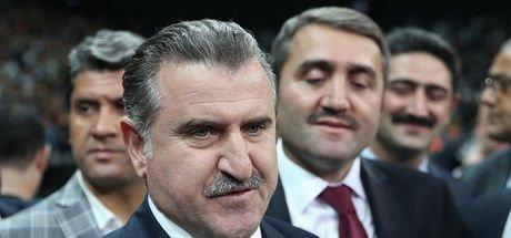 Gençlik ve Spor Bakanı Osman Aşkın Bak açıklamalar yapıyor