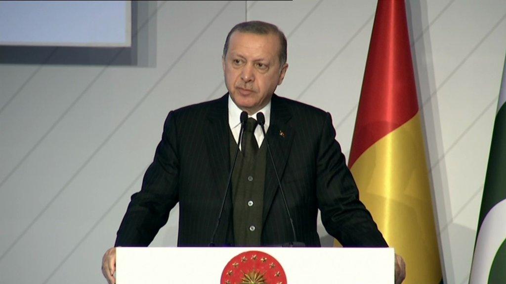 Cumhurbaşkanı Erdoğan'dan 'milli para' çağrısı