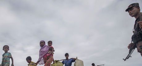Bangladeş'ten Myanmar'a Arakanlı Müslümanlara 'güven ortamı sağlayın' çağrısı