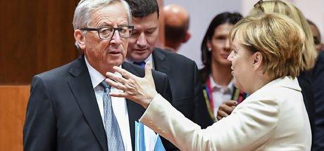 AB zirvesi sonrası Juncker'den Türkiye açıklaması!