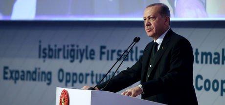 Erdoğan: ABD, Rakka'daki görüntüyü nasıl izah edecek?