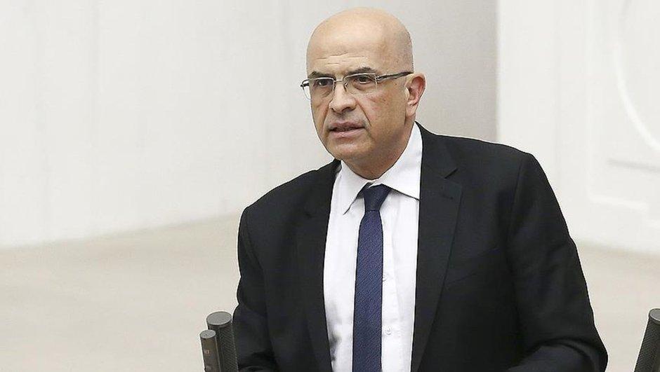 Enis Berberoğlunun tahliye talebi reddedildi