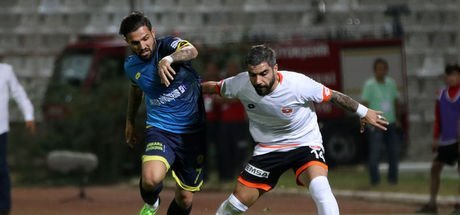 Adanaspor: 0 - MKE Ankaragücü: 0