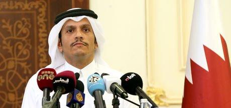 Katar Dışişleri Bakanı El Sani, Türkiye'ye geliyor