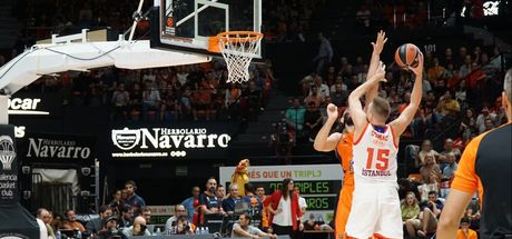 Valencia Basket - Anadolu Efes: 78-71