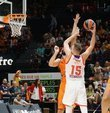 THY Avrupa Ligi 2. hafta maçında Anadolu Efes, Valencia Basket