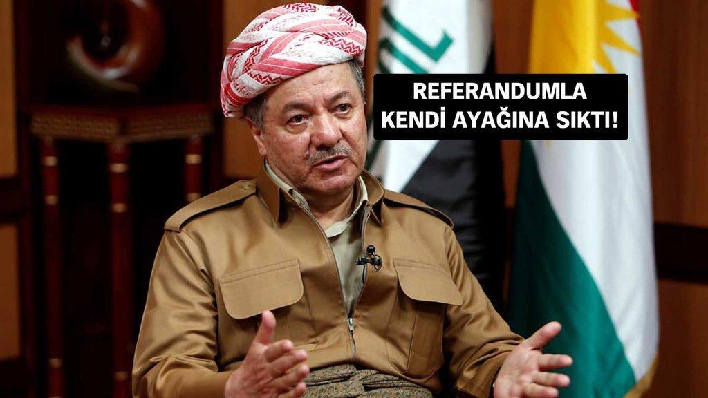 Barzani, IKBY tarihinin en büyük finansal kriziyle karşı karşıya!