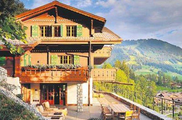 Ünlü çift 4 milyon dolara dağ evi aldı