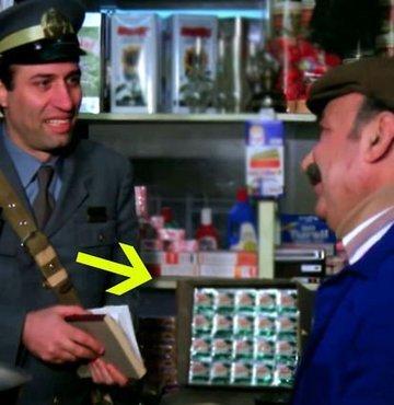 Postacı' filminde gözden kaçan detay