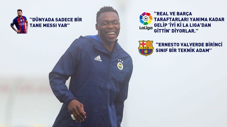 ''Fenerbahçe aynı Real Madrid gibi...''
