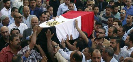 ABD Dışişleri Bakanlığı, Mısır'da güvenlik güçlerine yönelik terör saldırısını kınadığını açıkladı