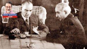 İnönü'nün 1937'de azlinin belgeleri