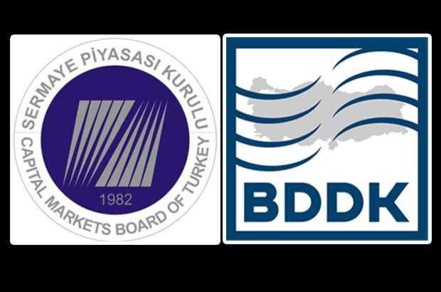 SPK ve BDDK'dan 'bankalar' açıklaması