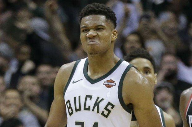 Antetokounmpo - NBA