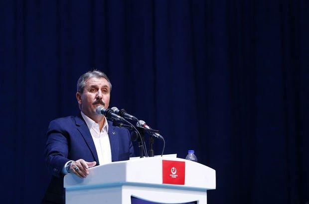 BBP Genel Başkanlığı'na Mustafa Destici yeniden seçildi