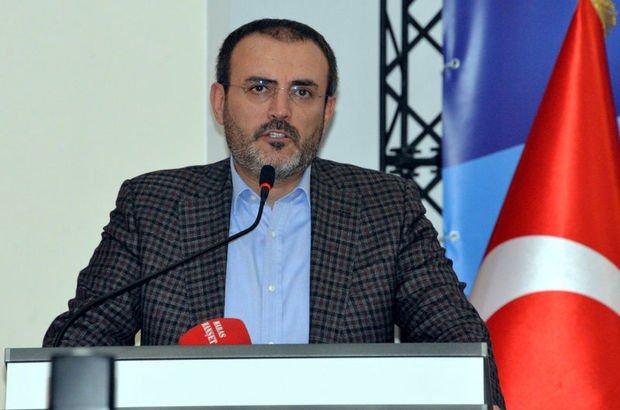 AK Parti Sözcüsü Ünal: AK Parti siyasetçisi sandıkla gelir sandıkla gider ama...