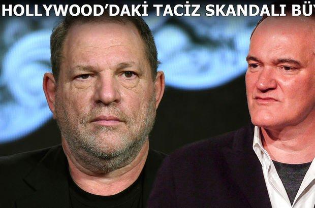 Quentin Tarantino, Harvey Weinstein