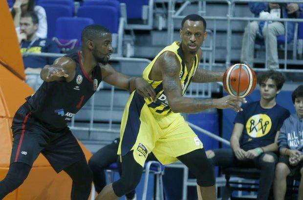 Fenerbahçe Doğuş Gaziantep Basketbol