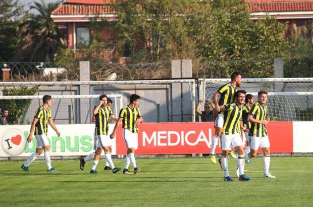 Fenerbahçe Galatasaray U21