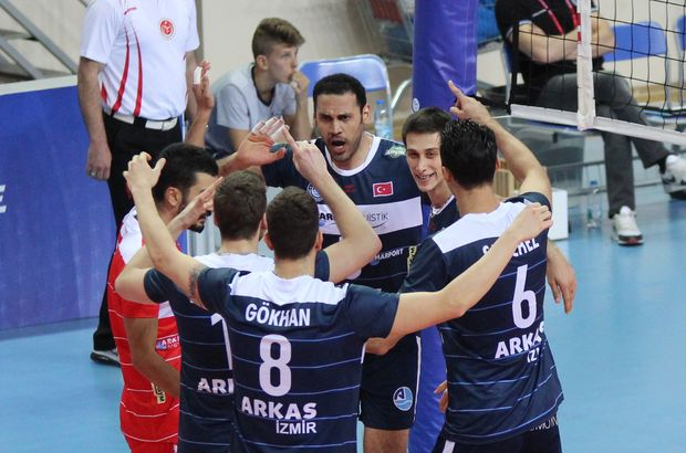 Beşiktaş: 1 - Arkas Spor: 3
